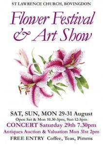 flower festival poster 15